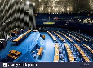 The Brazilian Federal Senate in the Upper House of the ...