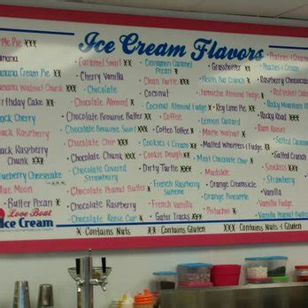 Love Boat Ice Cream Fort Myers Beach Fl by Love Boat Ice Cream 312 Photos 311 Reviews Ice Cream