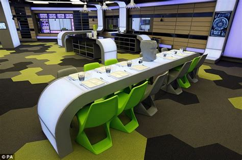 Big Brother Sofas by New Big Brother House 2014 Is Futuristic With Nowhere For