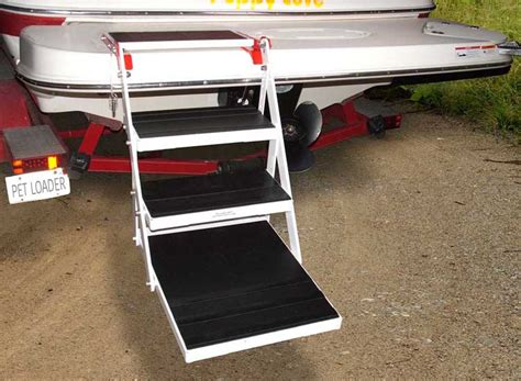 Dog Boat Rs Stairs dog ladder for swimming pool best ladder 2018