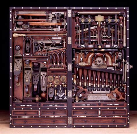 Studley Tool Chest   The Awesomer