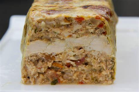 terrine de poulet 224 l estragon et tomates s 233 ch 233 es les gourmantissimes