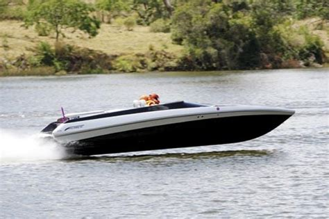 Boats Net Force by Force F24 Custom Review Trade Boats Australia
