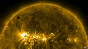VENUS MAKES RARE TREK ACROSS SUN : NIGERIA GENERAL TOPICS ...