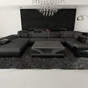 Sofa U Form Grau : madison sofa set 3er 2er 1er wohnlandschaft braun ~ Markanthonyermac.com Haus und Dekorationen