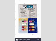 Helicobacter Pylori Treatment, Antibiotic Tablets Capsules