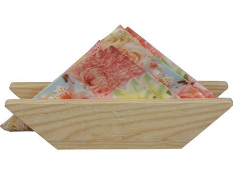 porte serviette de table petit bois brut fabriquant de meubles et objets en bois massifs