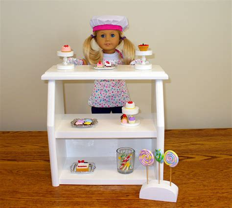 american doll furniture american doll furniture bakery stand by