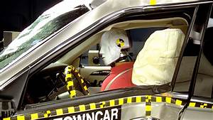 Tests show how head-protecting side airbags could help