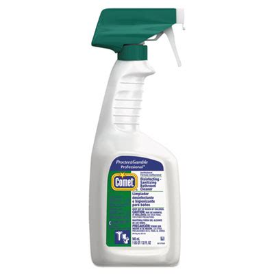american paper twine co comet 174 disinfecting sanitizing bathroom cleaner