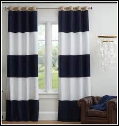 navy striped curtains beautiful modern black and white