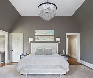 Ideen Schlafzimmer Farbe : wandfarben im schlafzimmer 105 ideen f r sch ne n chte ~ Markanthonyermac.com Haus und Dekorationen
