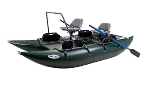Outcast Fishing Pontoon Boats by Outcast Fish Cat 13 Pontoon Boat
