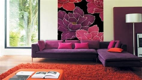 purple living room decor dgmagnets
