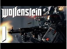 Wolfenstein Gameplay Part 1