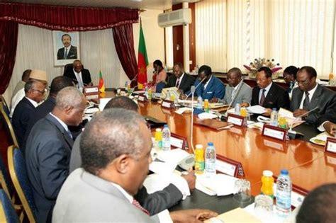 cameroun politique avant le discours de paul biya 224 la nation le premier ministre philemon