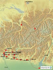 Italienische Schweiz Karte : stepmap 2016 03 italienische alpenseen landkarte f r deutschland ~ Markanthonyermac.com Haus und Dekorationen