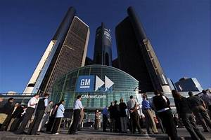 GM Announces Big Profits: First Time Detroit's Been In The ...