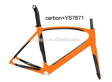 carbone v 233 lo de route cadre cyclisme v 233 lo cadre dengfu fm098 aero cadre cadre de v 233 lo id de
