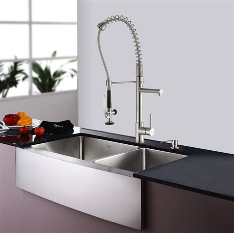 Best Kitchen Faucet For Deep Sink