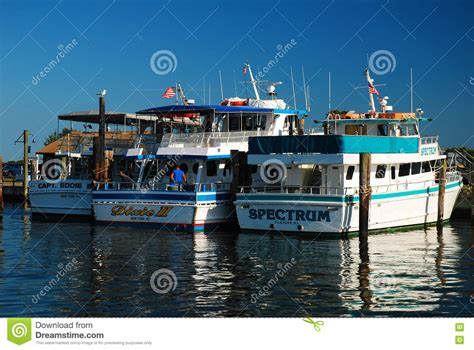 Captree State Park Fishing Boats by Captree State Park Docks Editorial Photo Image 78046631
