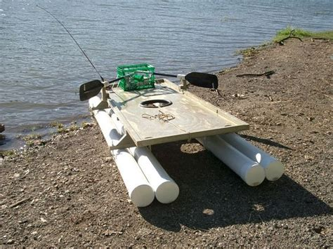 Homemade Fishing Boat by Small Homemade Pontoon Boat Plans Cars Boats And Motor