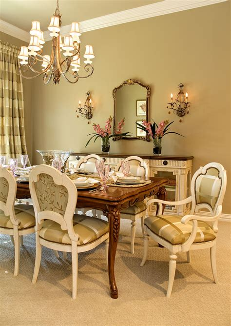 Dining Room Sideboard Decorating Ideas  Large And