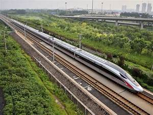 New Bullet Trains To Put China Out Front On High-Speed ...