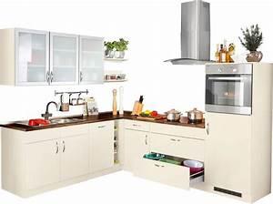 Winkelküche Mit Geräten : winkelk che mit elektroger ten peru 260 x 235 cm online kaufen otto ~ Markanthonyermac.com Haus und Dekorationen