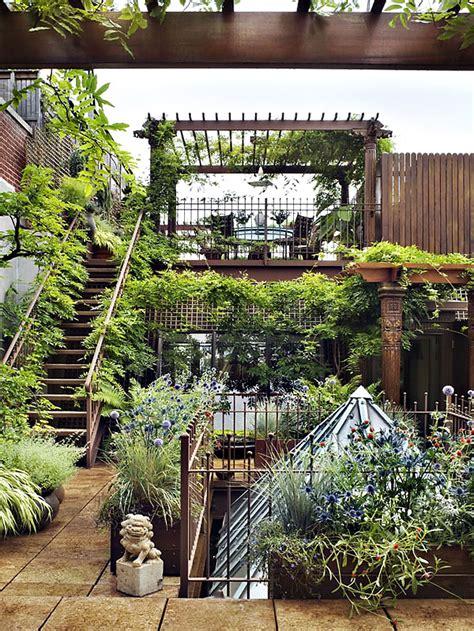 Your S House Garden City david dangerous amazing roof garden