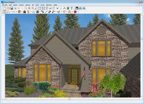 Exterior Home Design D Software