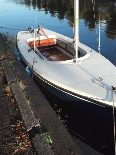 Open Zeilboot 3 Tot 6 Meter ufo open zeilboot polyester lengte 6 meter catawiki