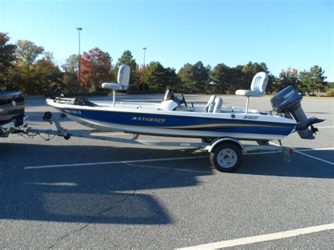 Stratos Boats Facebook by 2007 Stratos 176xt Bass Boat 7 700 00 Picclick