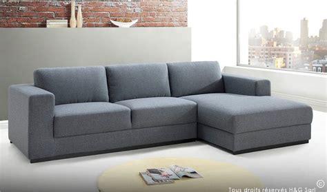 achat canape angle design tissu gris road mobilier haut de gamme marque delorm design