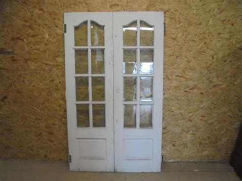 Reclaimed French Door Pair  Authentic Reclamation