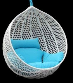 hanging rattan chairs the egg shaped hanging chairs