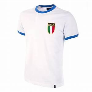 Shop Italy Away 1960's Short Sleeve Retro Football Shirt ...