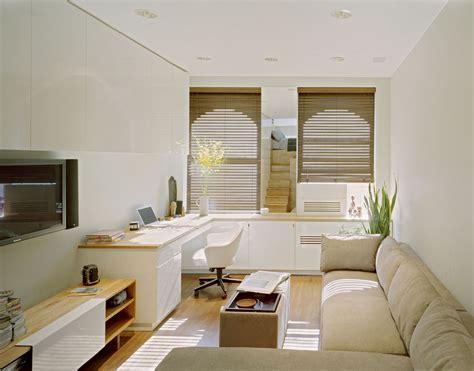 Small Apartment : Small Studio Apartment Design In New York
