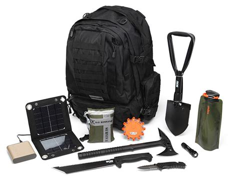 Earthquake Supplies Victoria Bc, Bug Out Bag For Car