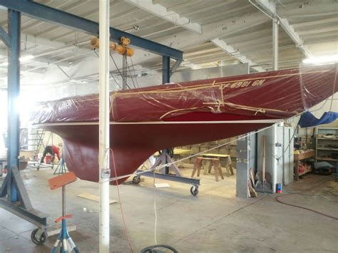 Wet Sanding Boat Bottom Paint by Antifouling Bottom Paint Element Boat Works