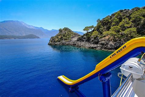 Blow Up Boat Dock by 7 Epic Inflatable Water Slides For The Super Rich That You
