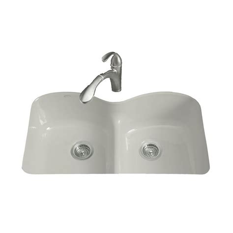 100 kohler dickinson farmhouse undermount farmhouse standard plumbing supply product kohler k