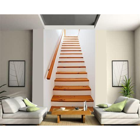 sticker mural g 233 ant trompe l oeil mont 233 e d escalier stickers autocollants