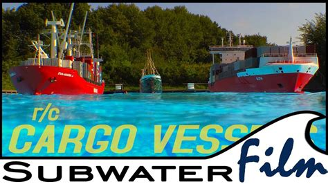 Rc Boats Huge by Rc Boats Huge Cargo Vessels And A Small One But All