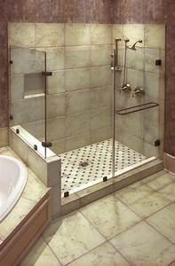 Dusche In Dachschräge Einbauen : dusche ebenerdig einbauen anleitung zum fachgerechten einbau ~ Markanthonyermac.com Haus und Dekorationen