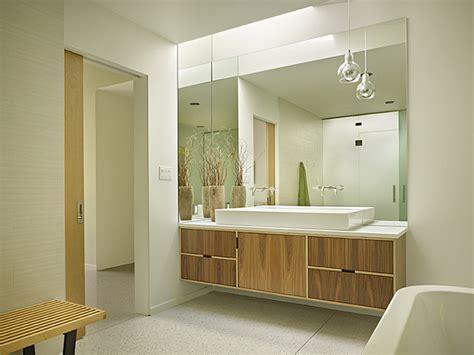 Mid Century Modern Bathroom Vanity Light by Lakewood Mid Century Midcentury Bathroom Seattle