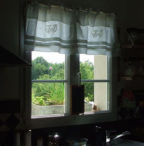 brise bise de cuisine photo de mes rideaux le point du lys