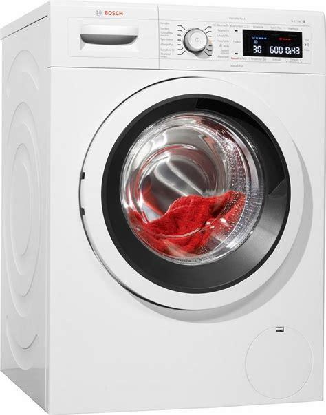 BOSCH Waschmaschine Serie 8 WAW28500, 9 kg, 1400 UMin
