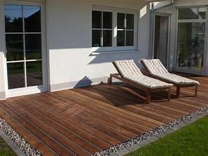 Holzdielen Für Terrasse : alpha wing verlegesystem f r terrasse balkon und mehr einfaches g nstiges terrassensystem ~ Markanthonyermac.com Haus und Dekorationen