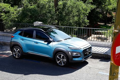 2018 Hyundai Kona First Look Big Things Expected From